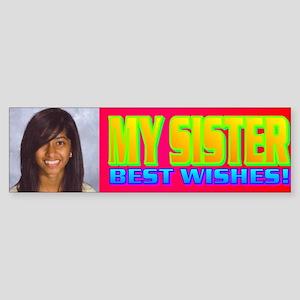 Rifqa Bary Sticker (Bumper)