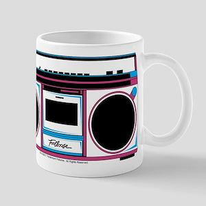 Footloose Boombox 11 oz Ceramic Mug