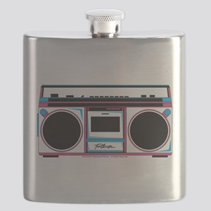 Footloose Boombox Flask