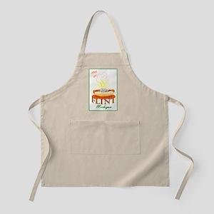 Flint , MI coney island Apron