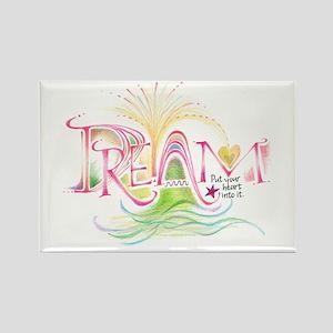 Dream2 - Rectangle Magnet