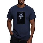 Rasputin Men's Fitted T-Shirt (dark)