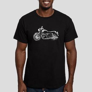 Bonneville Men's Fitted T-Shirt (dark)