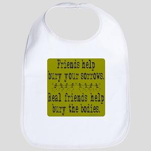 REAL FRIENDS/FRIENDS Bib