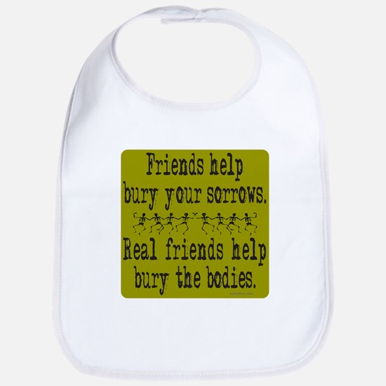 REAL FRIENDS/FRIENDS Bib