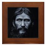 Rasputin Framed Tile