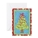 The Holiday Tree Greeting Card