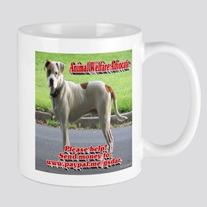 Animal Welfare Advocate 11 oz Ceramic Mug