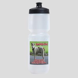 Animal Welfare Advocate Sports Bottle