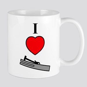 I Heart Chimes- Vertical Mug