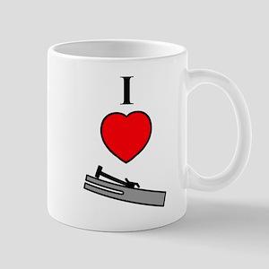I Heart Chimes- Vertical Mug