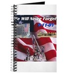 We will never forget Journal