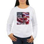 We will never forget Women's Long Sleeve T-Shirt