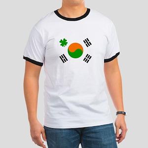 Irish/Korean Korean/Irish Ringer T