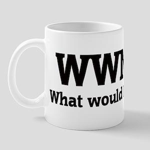 What would Nikki do? Mug