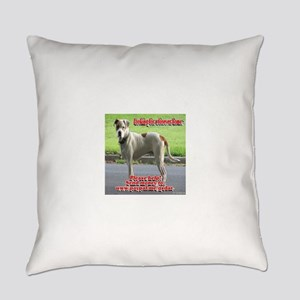 Looking for a forever home Everyday Pillow