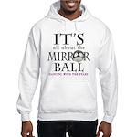 DWTS Mirror Ball Hooded Sweatshirt