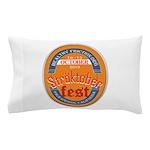 StroktoberFest Pillow Case