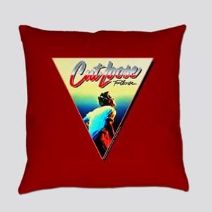 Footloose Cut Loose Color Everyday Pillow