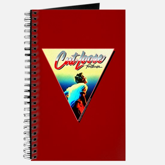 Footloose Cut Loose Color Journal