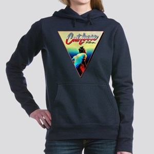 Footloose Cut Loose Colo Women's Hooded Sweatshirt