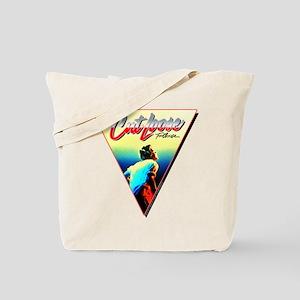 Footloose Cut Loose Color Tote Bag