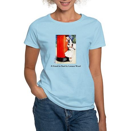 Friend in Need Women's Light T-Shirt