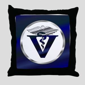 Veterinarian Throw Pillow