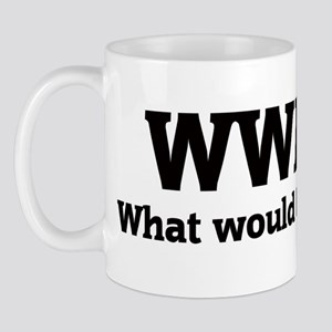 What would Meagan do? Mug