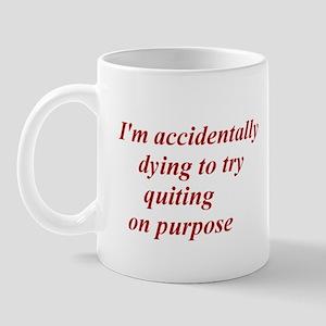 Dying Mug