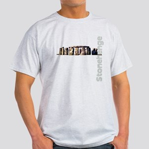 Stonehenge Vertical Light T-Shirt