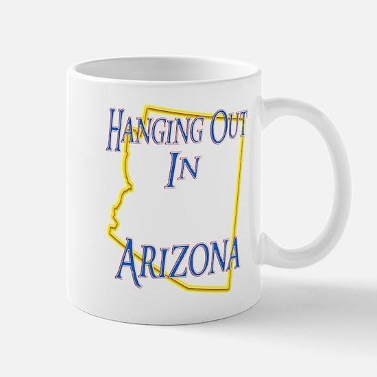 Hanging Out Mug