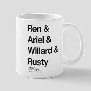 Footloose Character Names 11 oz Ceramic Mug
