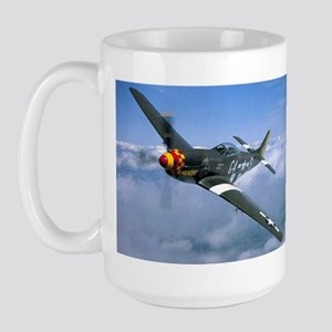 P-51 Mustang  Large Mug