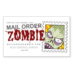 Postage Decal