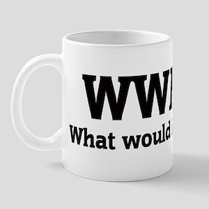 What would Maddie do? Mug