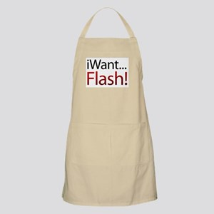 iWant Flash Apron