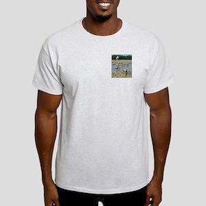 Crab attack Ash Grey T-Shirt