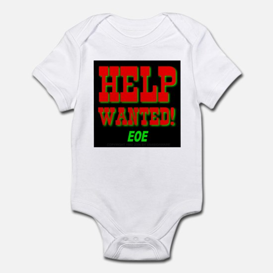 Help Wanted! EOE Infant Creeper
