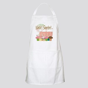 World's Sweetest Grammy Apron