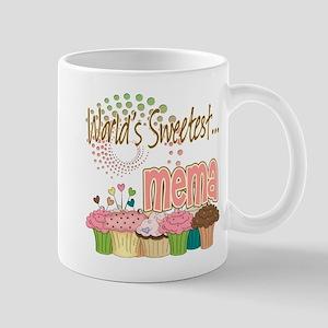 World's Sweetest Mema Mug