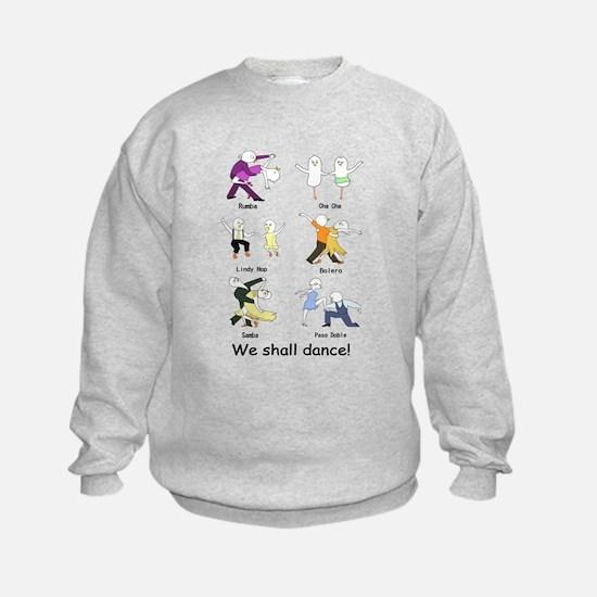 Ballroom Dancers Sweatshirt