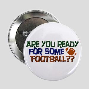 """Football Season 2.25"""" Button"""