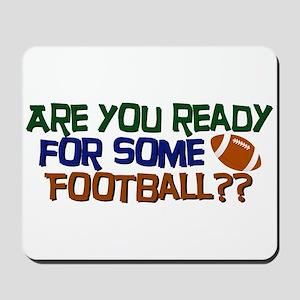 Football Season Mousepad