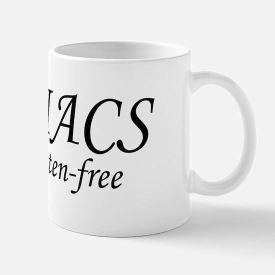 CELIACS do it gluten-free Mug