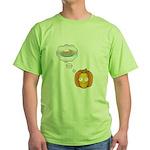 Pumpkin Dreams Green T-Shirt