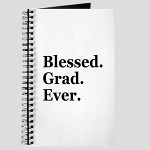 Blessed Grad Ever Journal