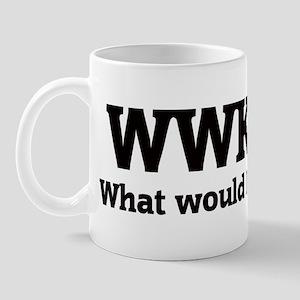 What would Kim do? Mug