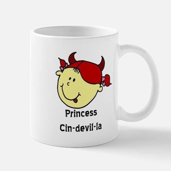 Cin-devil-la Mug