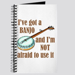 I've Got a Banjo Journal